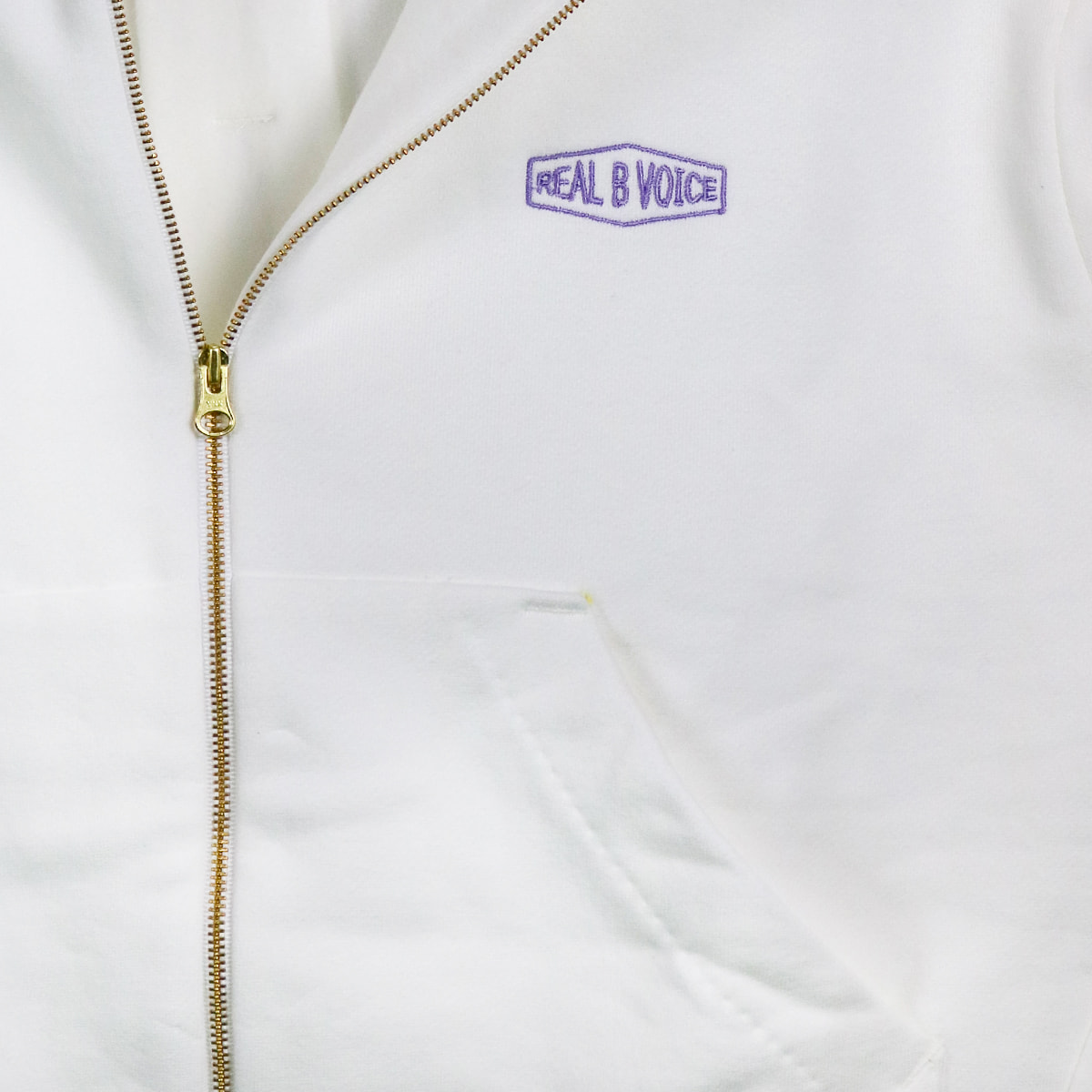 WOMEN`S MADE IN JAPAN SQUARE LOGO PARKA