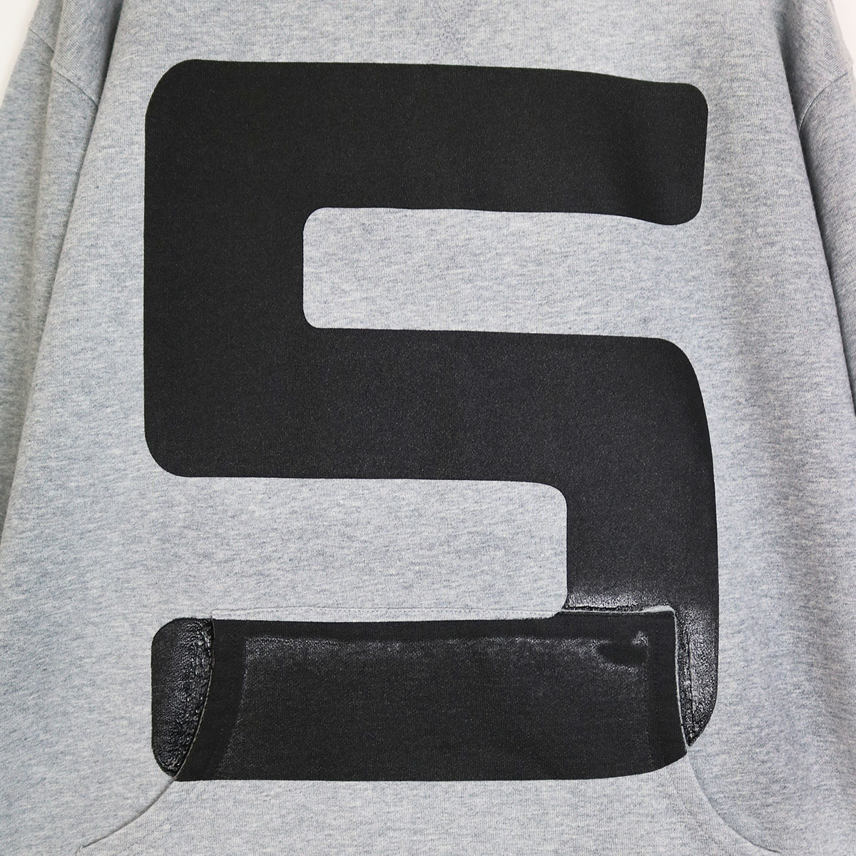 HEAVY WEIGHT BUFFALO NO.5 SWEAT