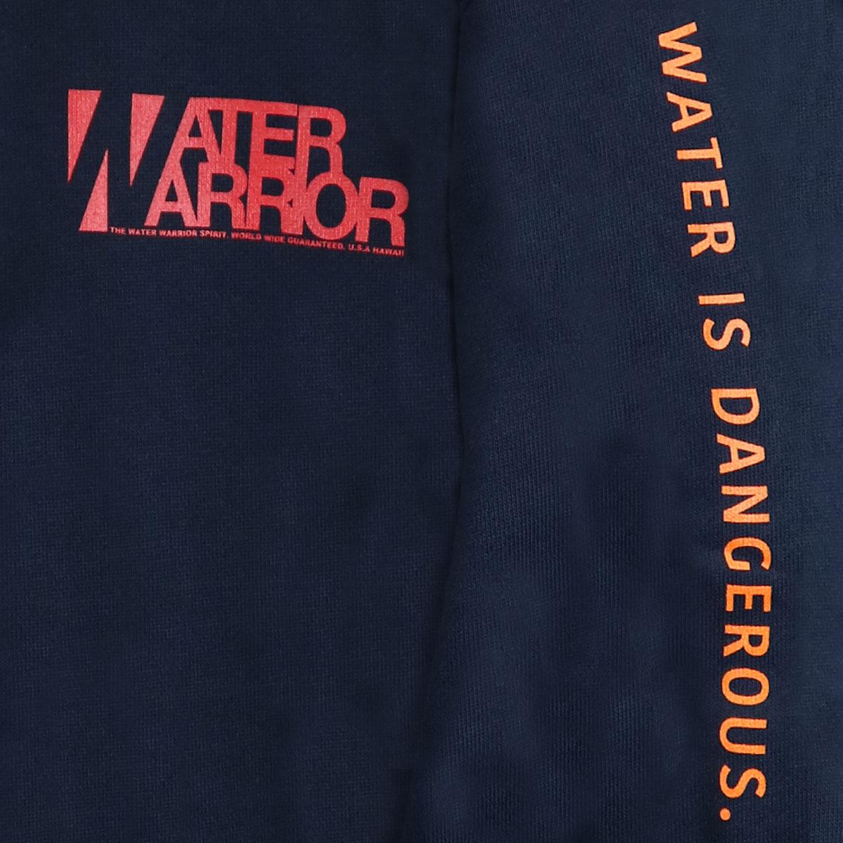 WATER WARRIOR ZIP HOODIE