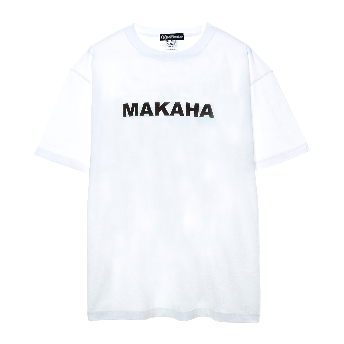 HAWAIIAN POPPY MAKAHA T-SHIRT BIG SIZE