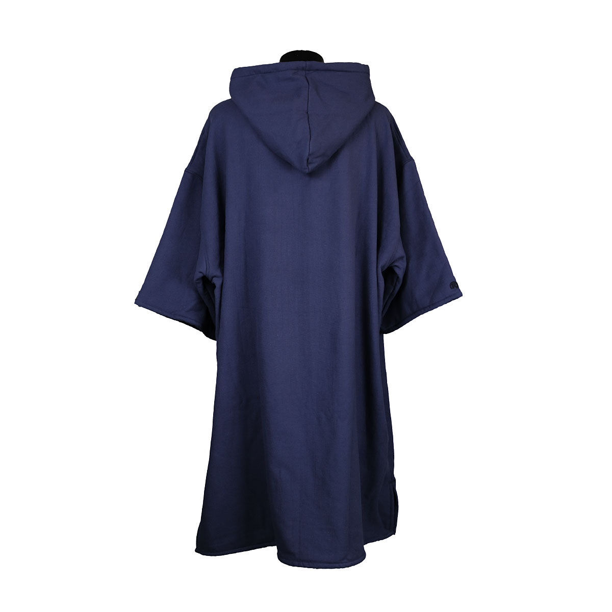 MADE IN JAPAN COTTON ZIP PONCHO