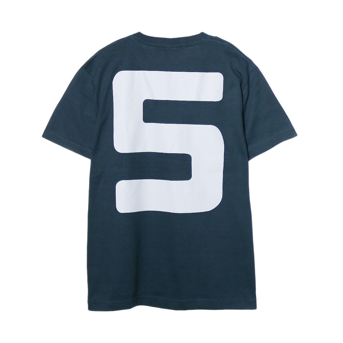 NO.5 RBV T-SHIRT