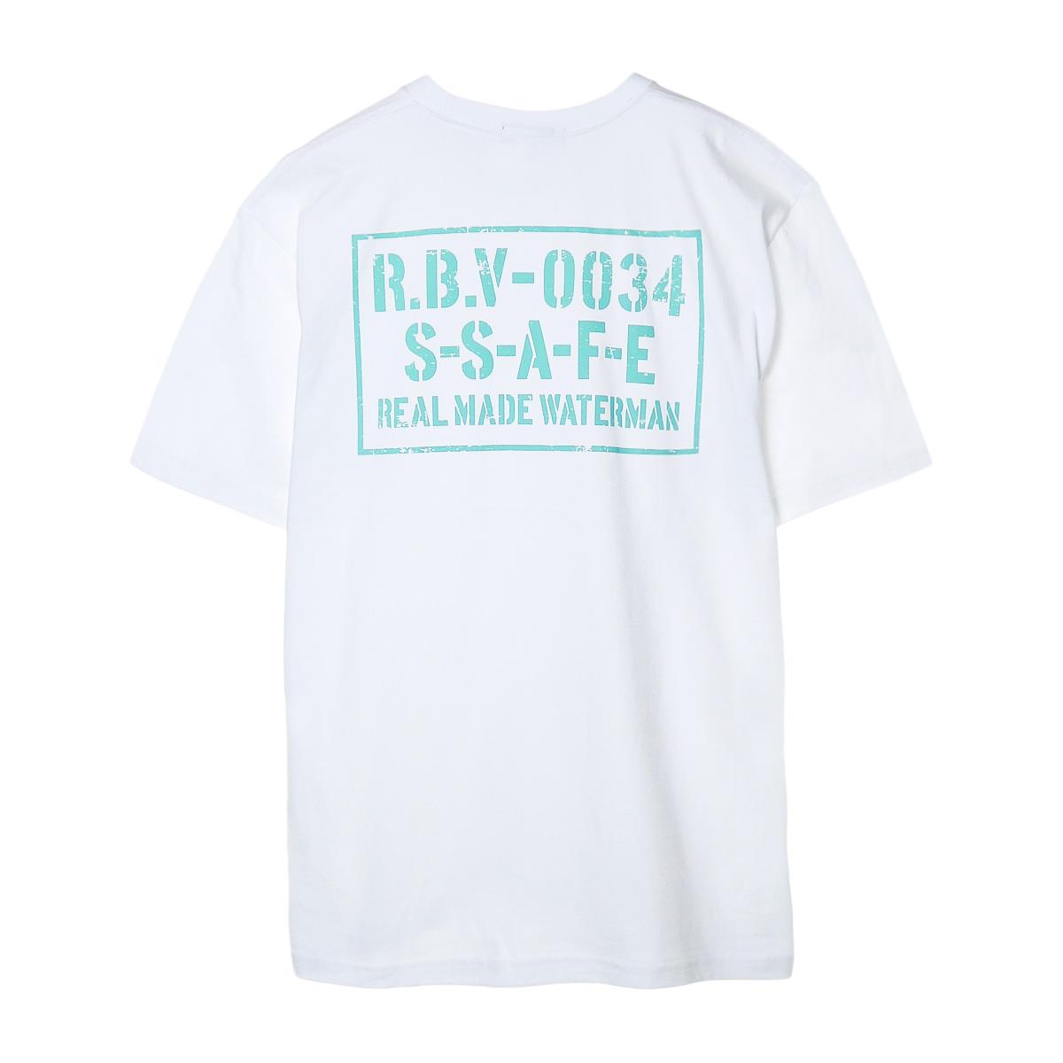 BOX LOGO S.S.A.F.E T-SHIRT BIG SIZE