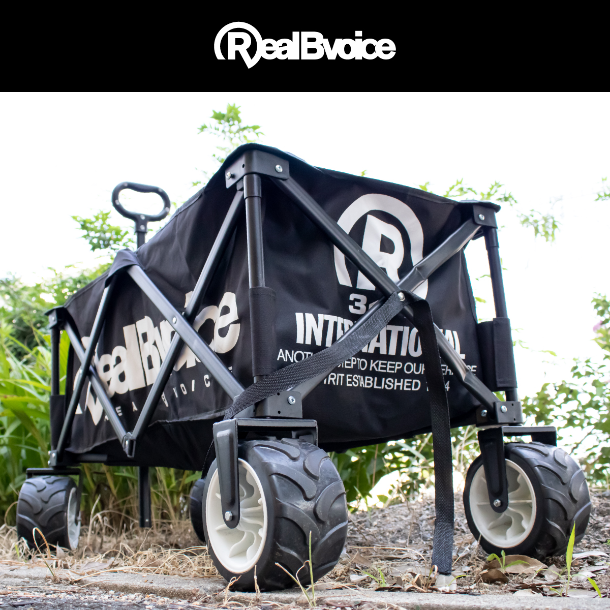 RBV OUTDOOR CARRY WAGON