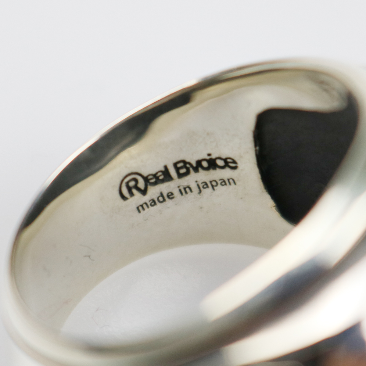 20TH ANNIVERSARY RBV SILVER RING