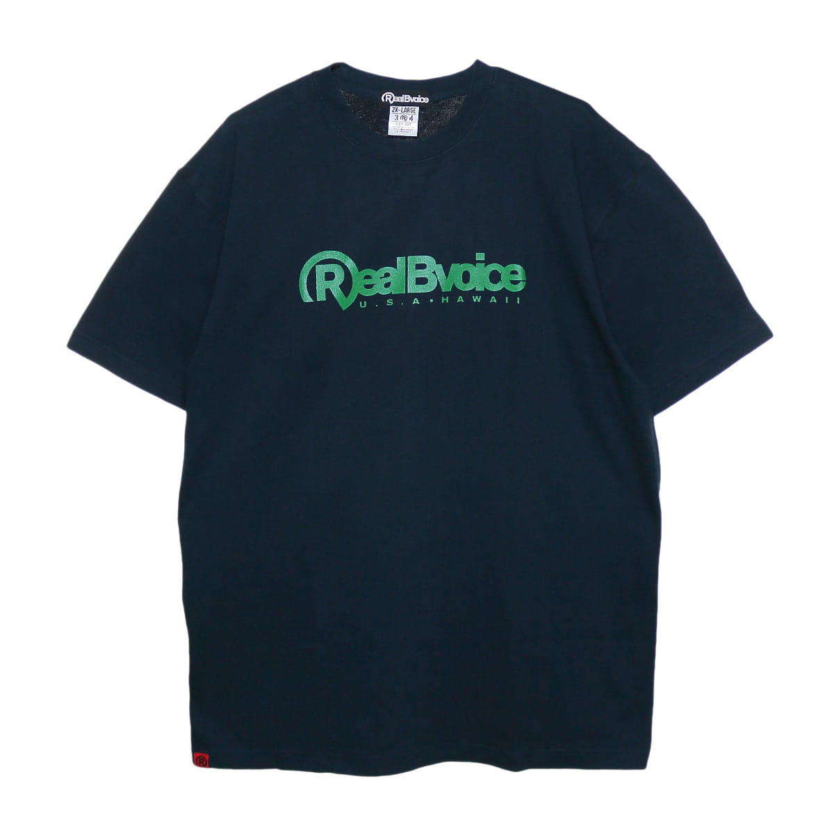 BASIC RBV LOGO T-SHIRT BIG SIZE