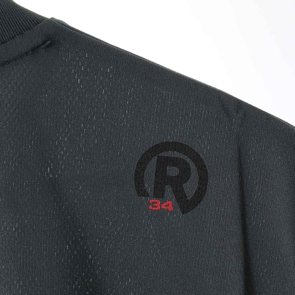 BASIC LOGO R34 DRY T-SHIRT