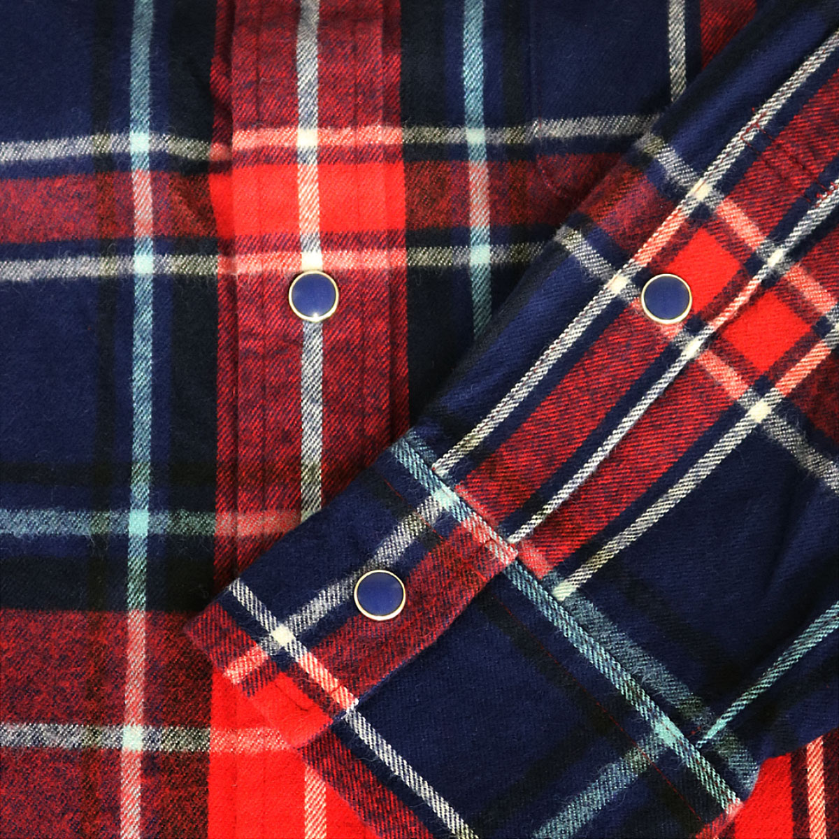 RBV MADE IN JAPAN FLANNEL SHIRT