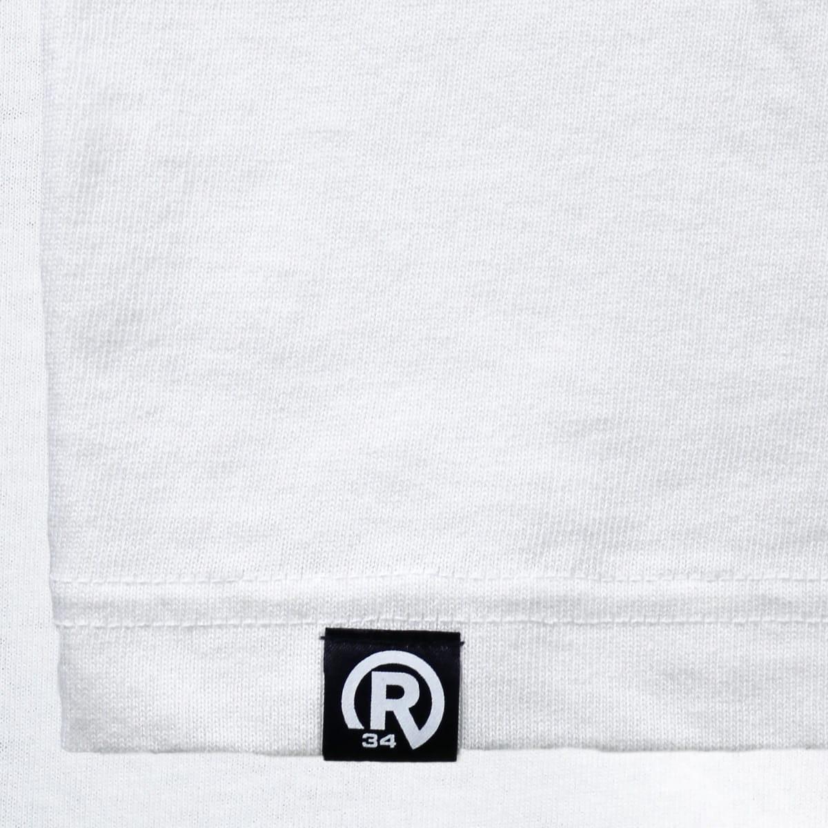 BASIC R34 LOGO T-SHIRT