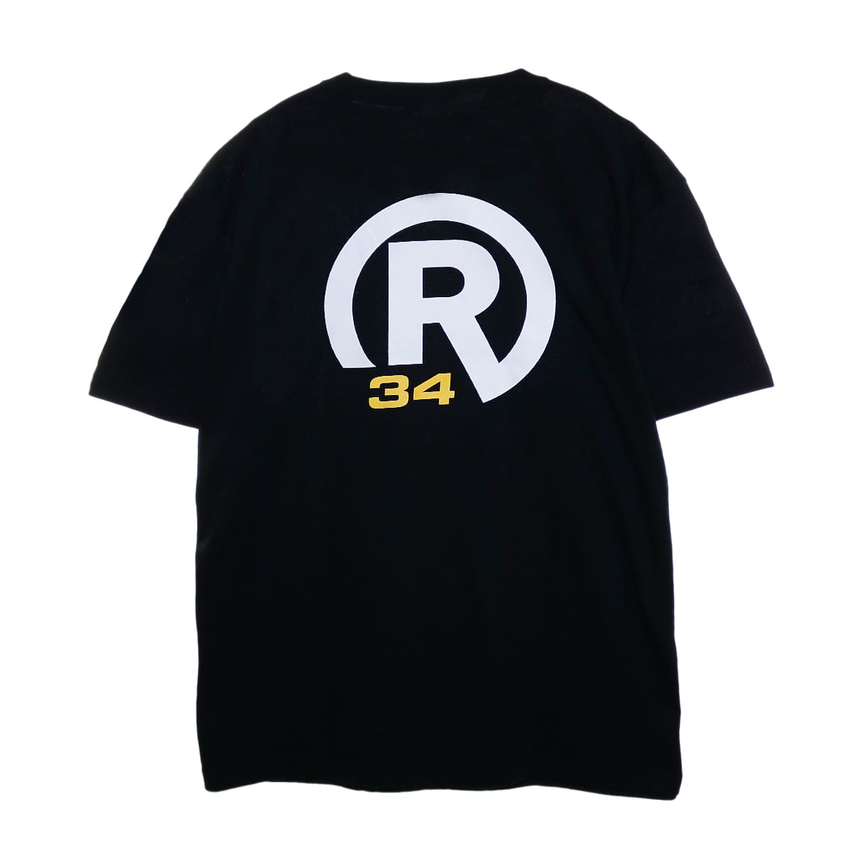 BASIC R34 LOGO T-SHIRT BIG SIZE