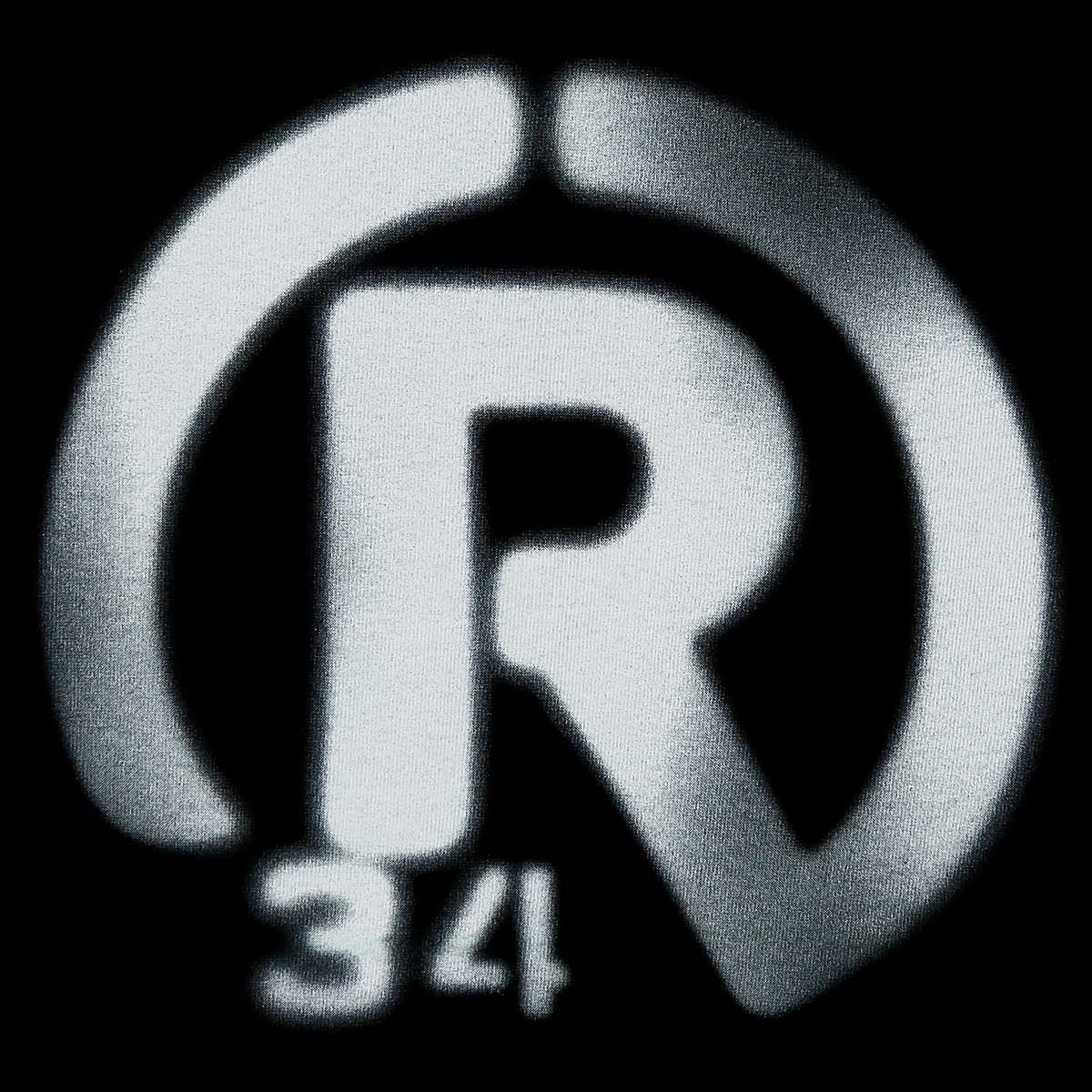 R34 SPRAY POCKET T-SHIRT