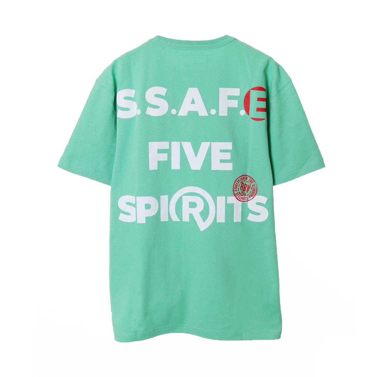 S.S.A.F.E VARIATION T-SHIRT
