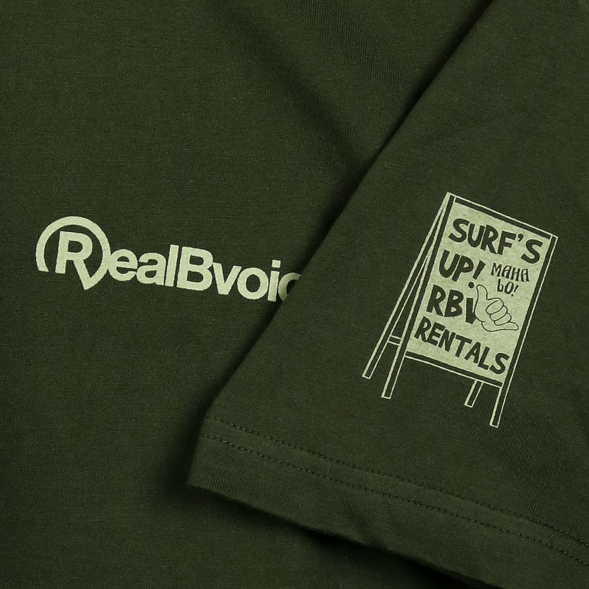 RBV ACTIVITY T-SHIRT