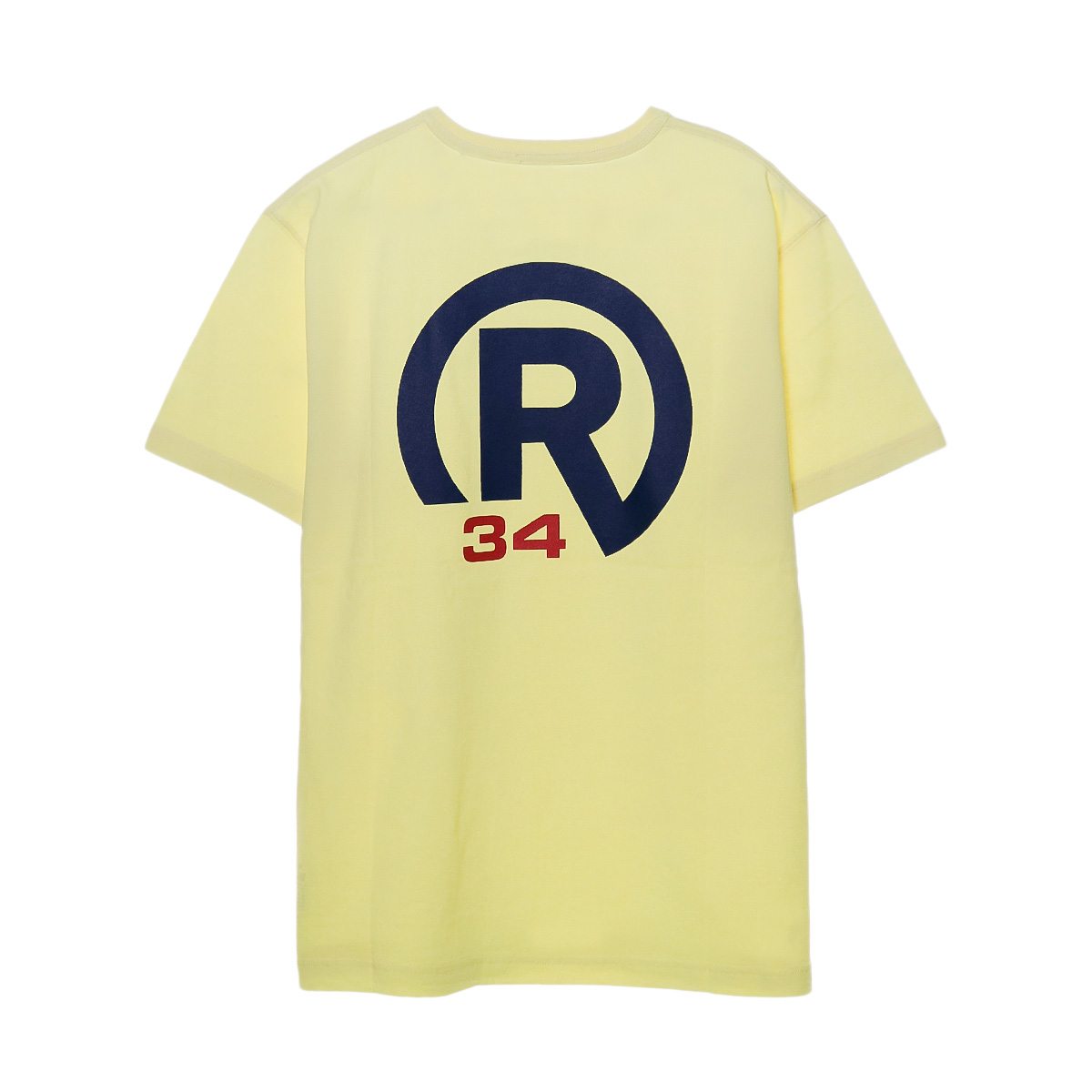 HEAVY WEIGHT BASIC R34 T-SHIRT