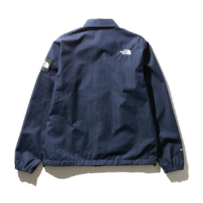 NP12042 GTX Denim Coach Jacket