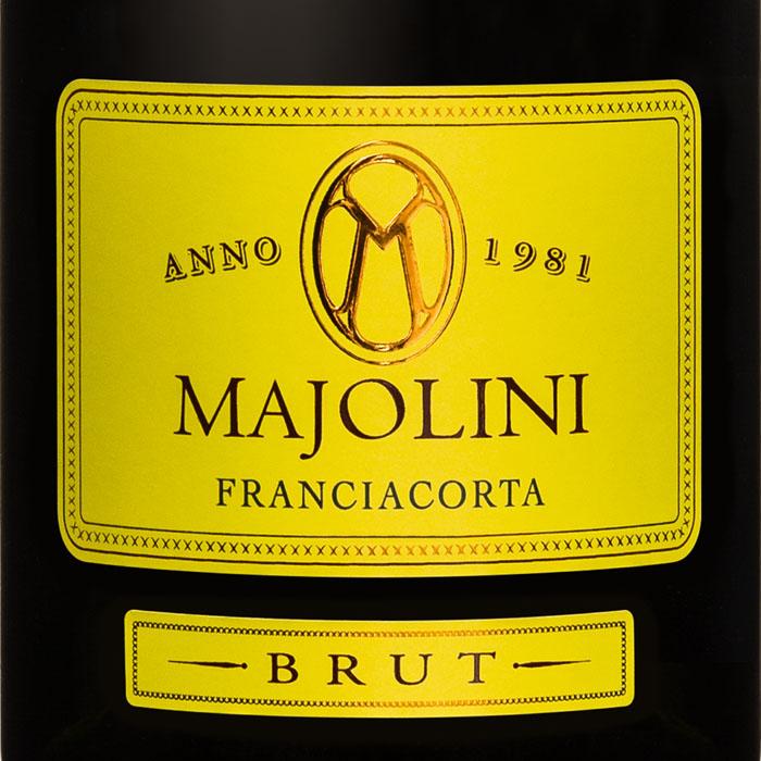 「dal Barone」コラボ Majolini フランチャコルタ・ブリュット