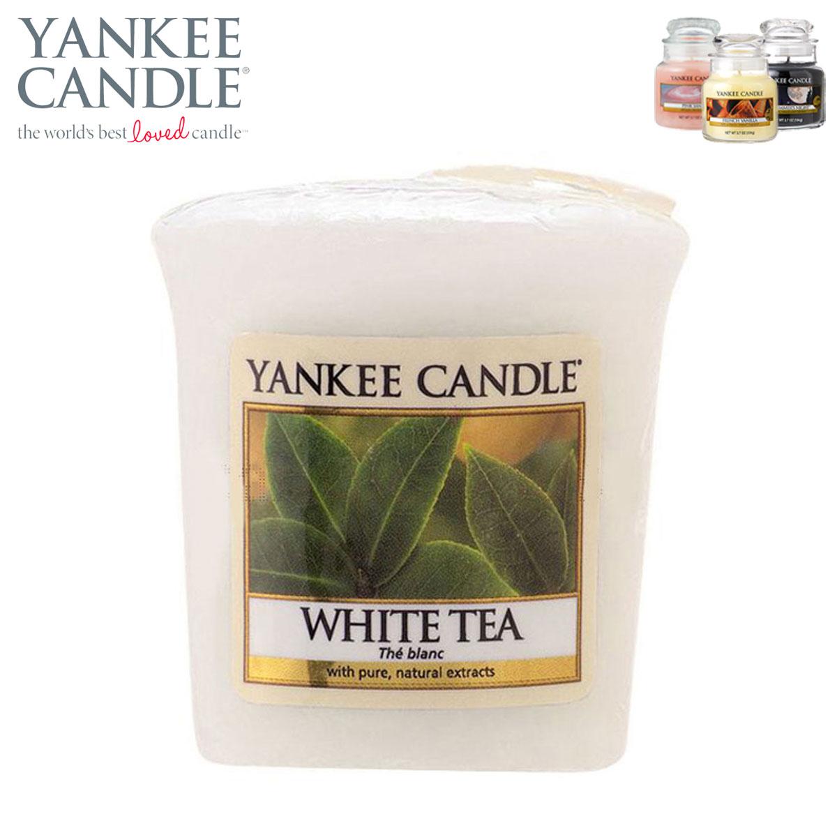 ヤンキーキャンドル YANKEE CANDLE 正規販売店 キャンドル YCサンプラー ホワイトティー (K00105277) A49B B3C C3D D0E E00F