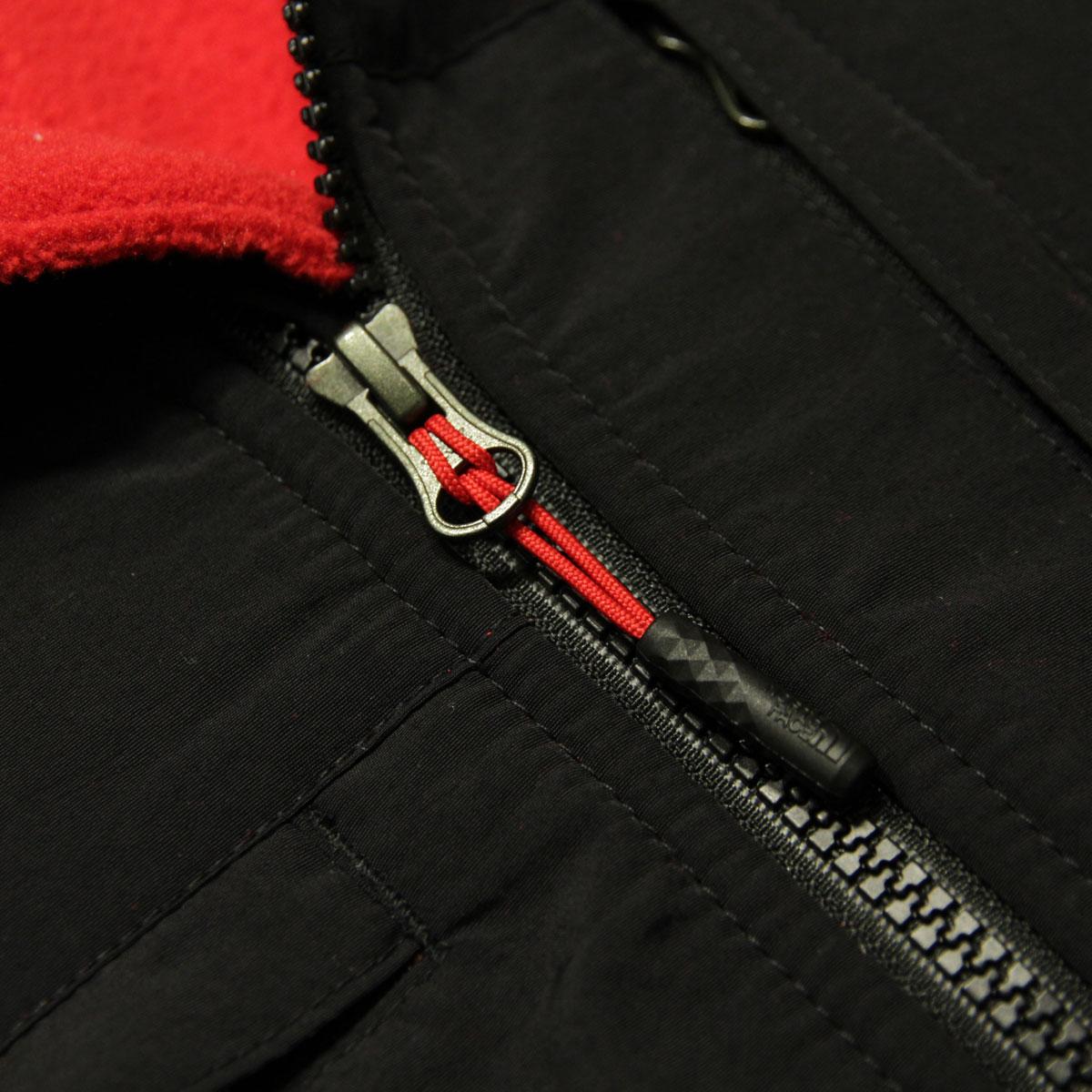 ノースフェイス アノラックジャケット メンズ 正規品 THE NORTH FACE フリースパーカー アウター DENALI ANORAK JACKET TNF RED TNF BLACK A14B B1C C1D D4E E11F ホワイトデー 2021 ラッピング無料