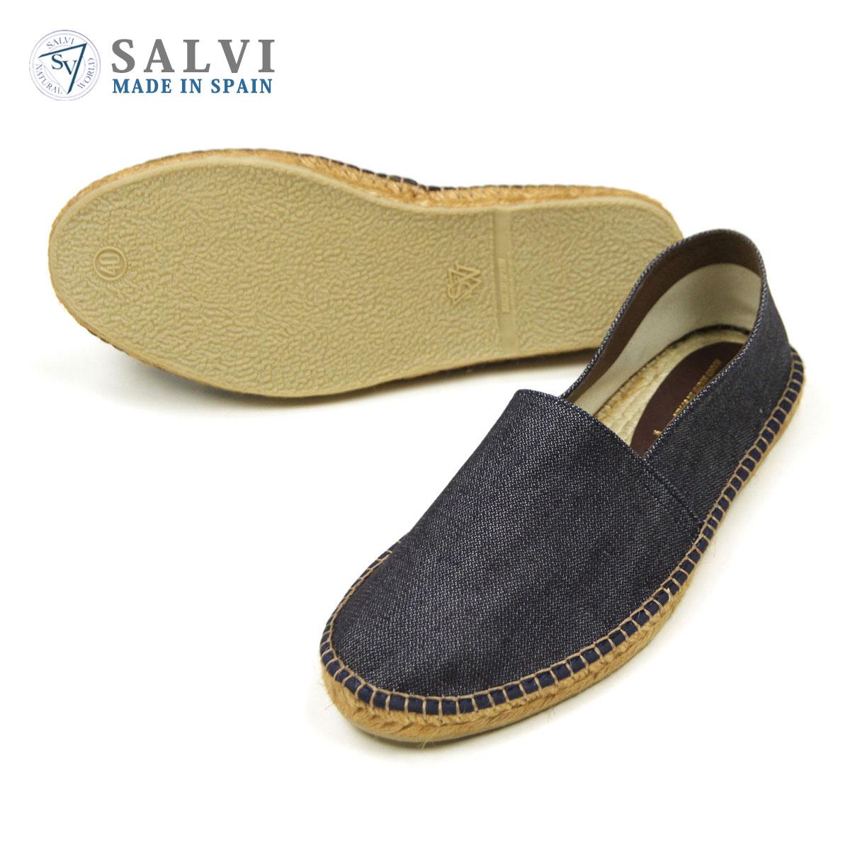 サルヴィ SALVI 正規販売店 シューズ ESPADRILLE SHOES エスパドリーユ A71B B1C C4D D2E E07F