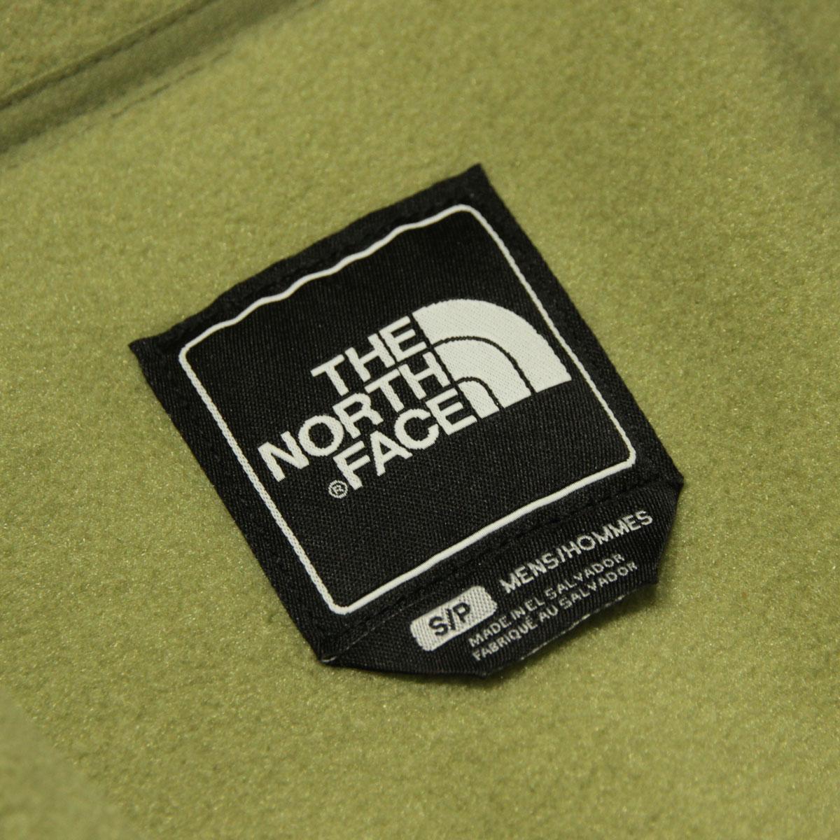 ノースフェイス ジャケット メンズ 正規品 THE NORTH FACE フリースジャケット アウター DENALI 2 FLEECE JACKET TUMBLEWEED GREEN/TNF BLACK A14B B1C C1D D4E E08F