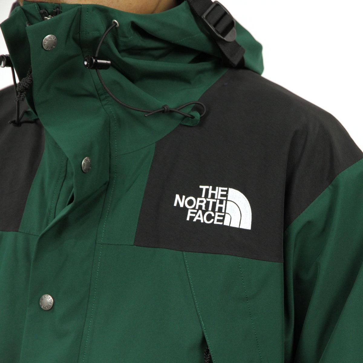 ノースフェイス ゴアテックス メンズ 正規品 THE NORTH FACE マウンテンパーカー アウター 1990 MOUNTAIN JACKET GTX NIGHT GREEN NF0A3XEJN3P A14B B1C C1D D4E E08F ホワイトデー 2021 ラッピング無料