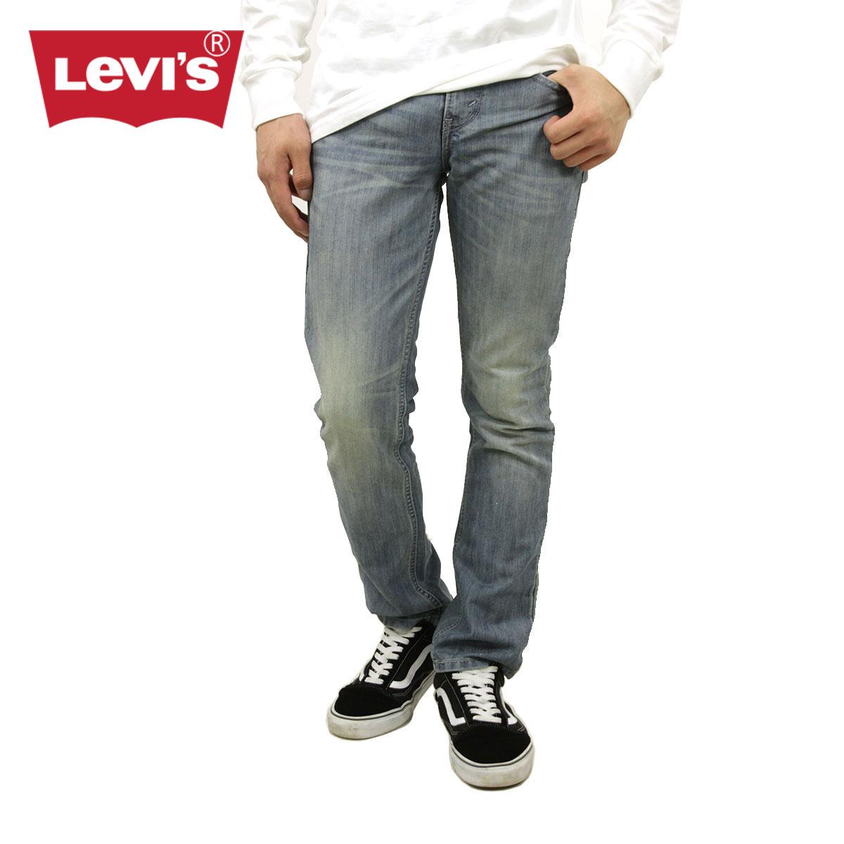 リーバイス 511 メンズ スキニージーンズ デニム LEVI'S LEVIS 正規品 LIGHT POLY 04511-0751 A30B B1C C2D D1E E07F