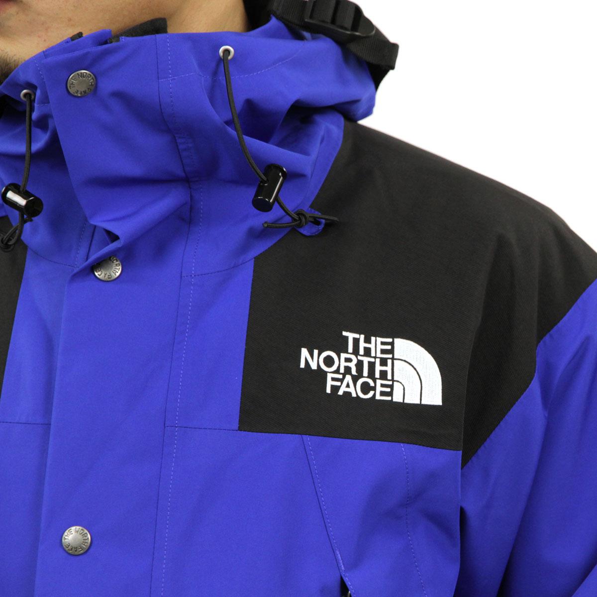 ノースフェイス ゴアテックス メンズ 正規品 THE NORTH FACE マウンテンパーカー アウター 1990 MOUNTAIN JACKET GTX TNF BLUE NF0A3XEJCZ6 A14B B1C C1D D4E E08F