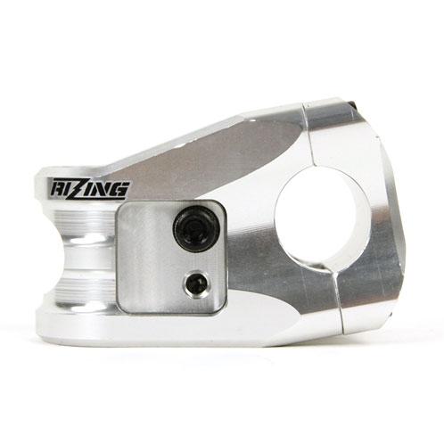 ライジング RIZING ナックルステム シルバー EX45mm パイ25.4mm A40B B3C C6D D3E E32F