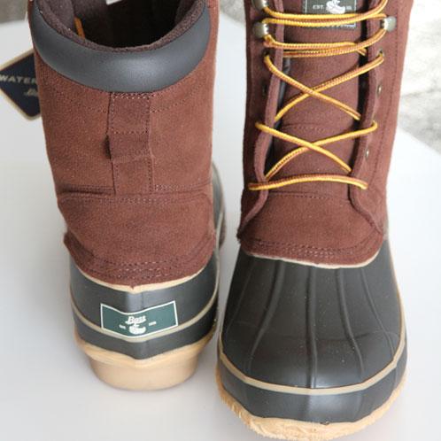 バス G.H.BASS メンズ ビーンブーツ Bean Boots DARWIN 2104-200 BROWN A48B B1C C4D D1E E04F ホワイトデー 2021 ラッピング無料