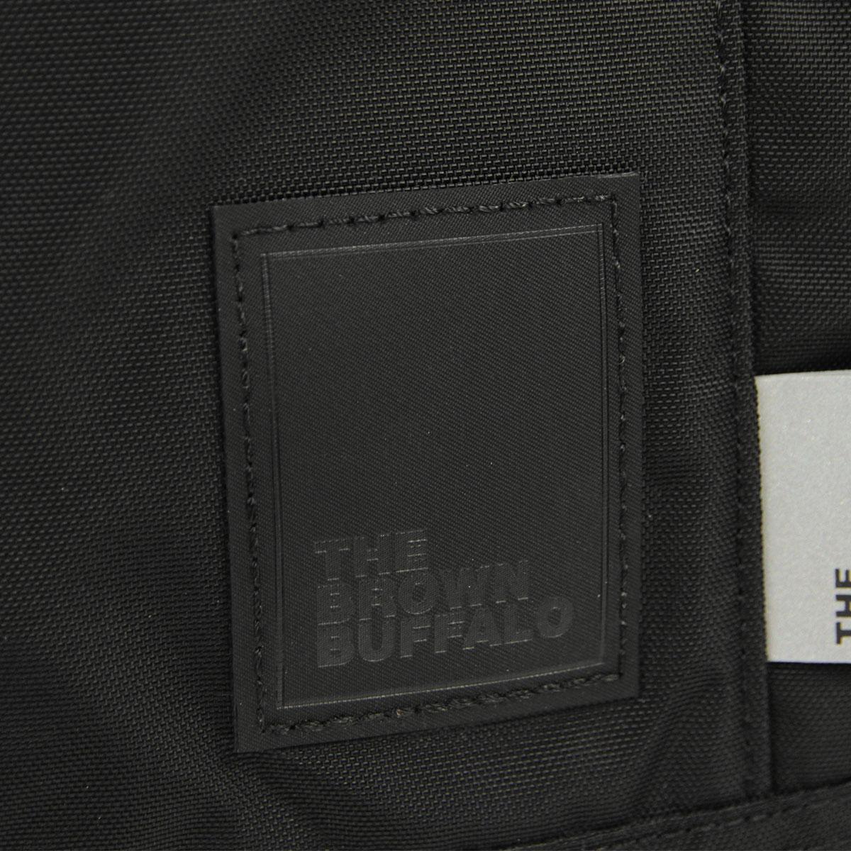 ザ ブラウン バッファロー バックパック メンズ レディース 正規販売店 THE BROWN BUFFALO リュックサック バッグ CONCEAL BACKPACK BLACK F18CP420DBLK1 AA7B B3C C8D D3E E13F