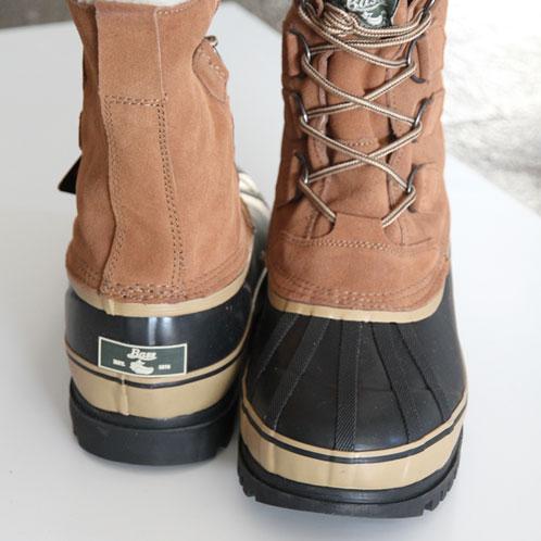 バス G.H.BASS メンズ ビーンブーツ Bean Boots SUSQUATCH 2105-261 BROWN A48B B1C C4D D1E E04F