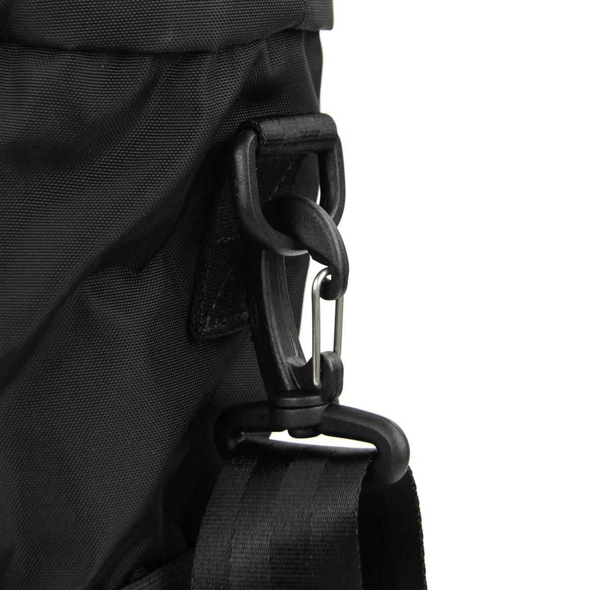 ザ ブラウン バッファロー バッグ メンズ レディース 正規販売店 THE BROWN BUFFALO ショルダーバッグ HELMET BACKPACK BLACK S19HELM420BLACK AA7B B3C C8D D4E E13F