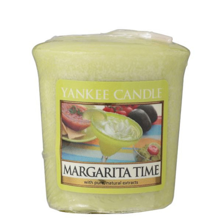 ヤンキーキャンドル YANKEE CANDLE 正規販売店 キャンドル YCサンプラー マルガリータ タイム (K00105225) A49B B3C C3D D0E E00F