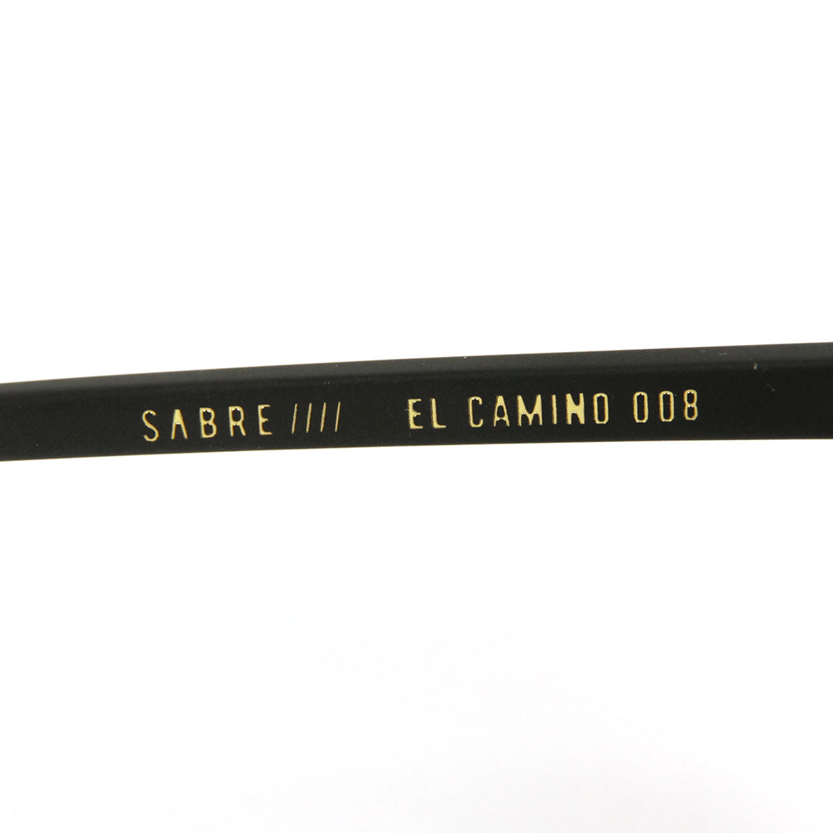 セイバー SABRE 正規販売店 サングラス めがね EL CAMINO MATTE BLACK FRAME GREY LENS SUNGLASS SS7-508MB-G-J A55B B3C C3D D1E E13F