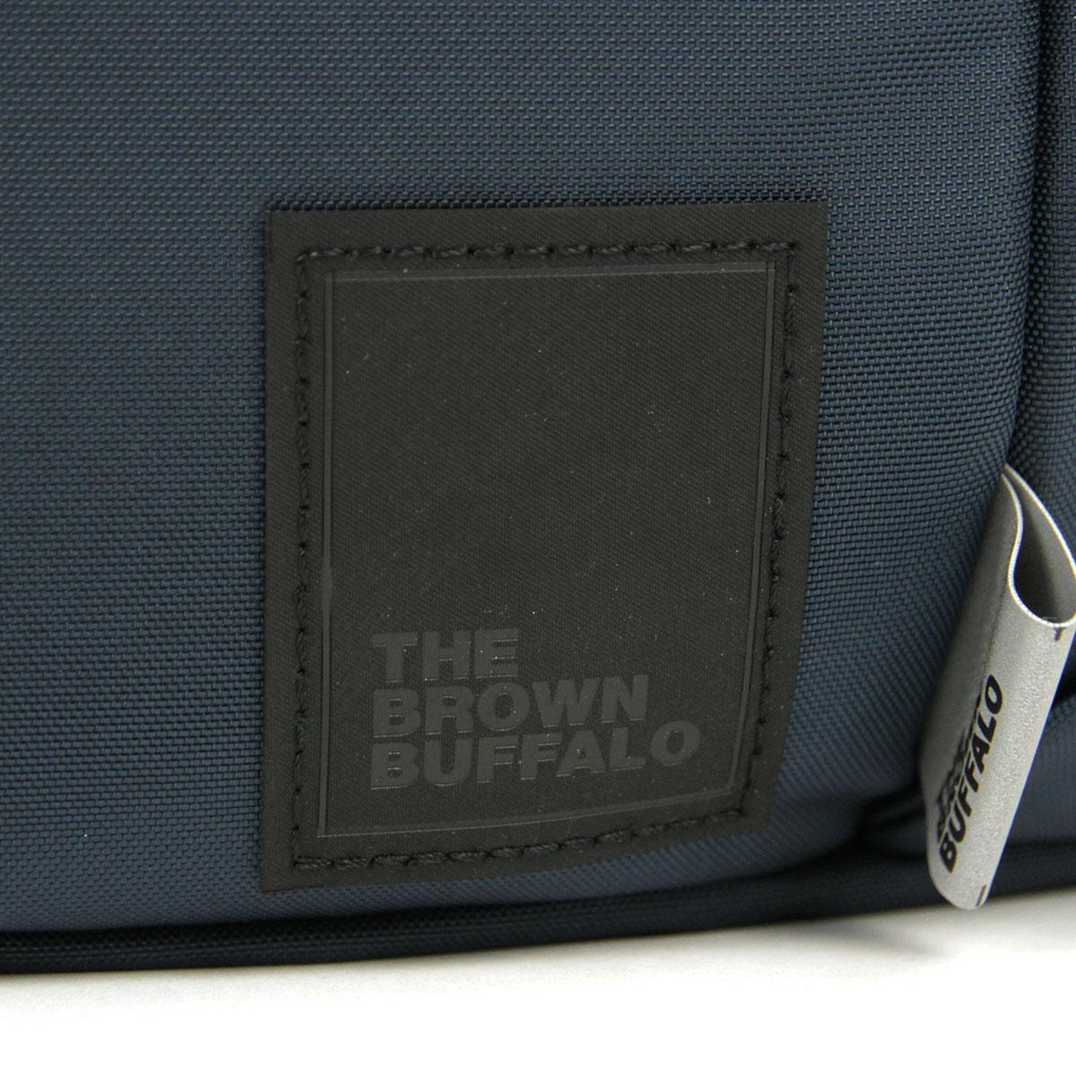 ザ ブラウン バッファロー バッグ メンズ レディース 正規販売店 THE BROWN BUFFALO ショルダーバッグ HELMET BACKPACK NAVY S19HELM420NAVY AA7B B3C C8D D4E E06F