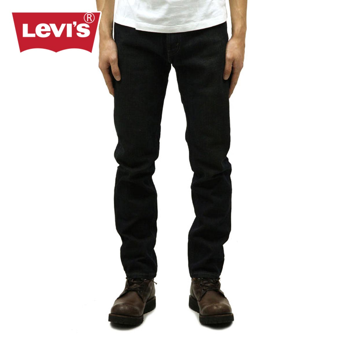リーバイス 511 メンズ スキニージーンズ デニム LEVI'S LEVIS 正規品 ストレッチデニム CLEAN DARK 04511-4172 A30B B1C C2D D1E E07F