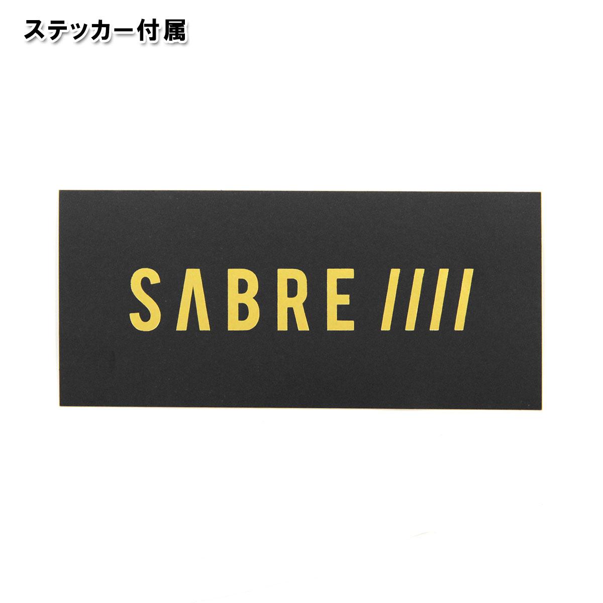 セイバー SABRE 正規販売店 サングラス めがね EL CAMINO BLACK GROSS FRAME MAROON LENS SUNGLASS SS7-508B-M-J A55B B3C C3D D1E E13F