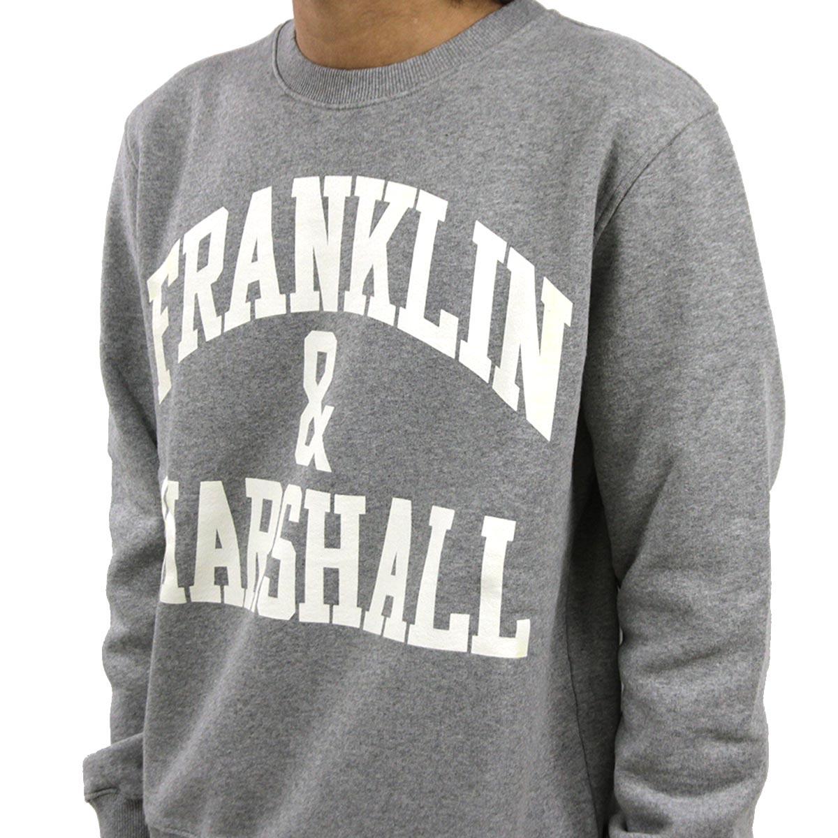 フランクリン マーシャル スウェット メンズ 正規販売店 FRANKLIN&MARSHALL トレーナー ICON CREW NECK FLEECE 197 FLMF065AN 2197 A61B B1C C1D D5E E02F