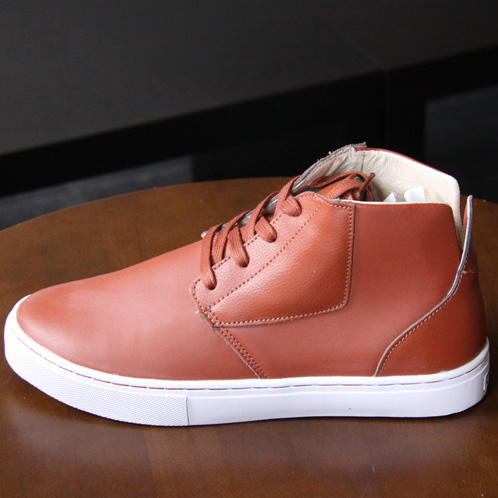 ラディアイ RADII スニーカー HAMPYTON FM1028 BRICK LEATHER A37B B3C C4D D2E E13F