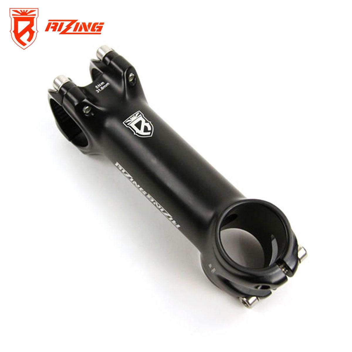 ライジング RIZING アルファステム ブラック 110mm パイ31.8mm 139g A40B B3C C6D D3E E13F