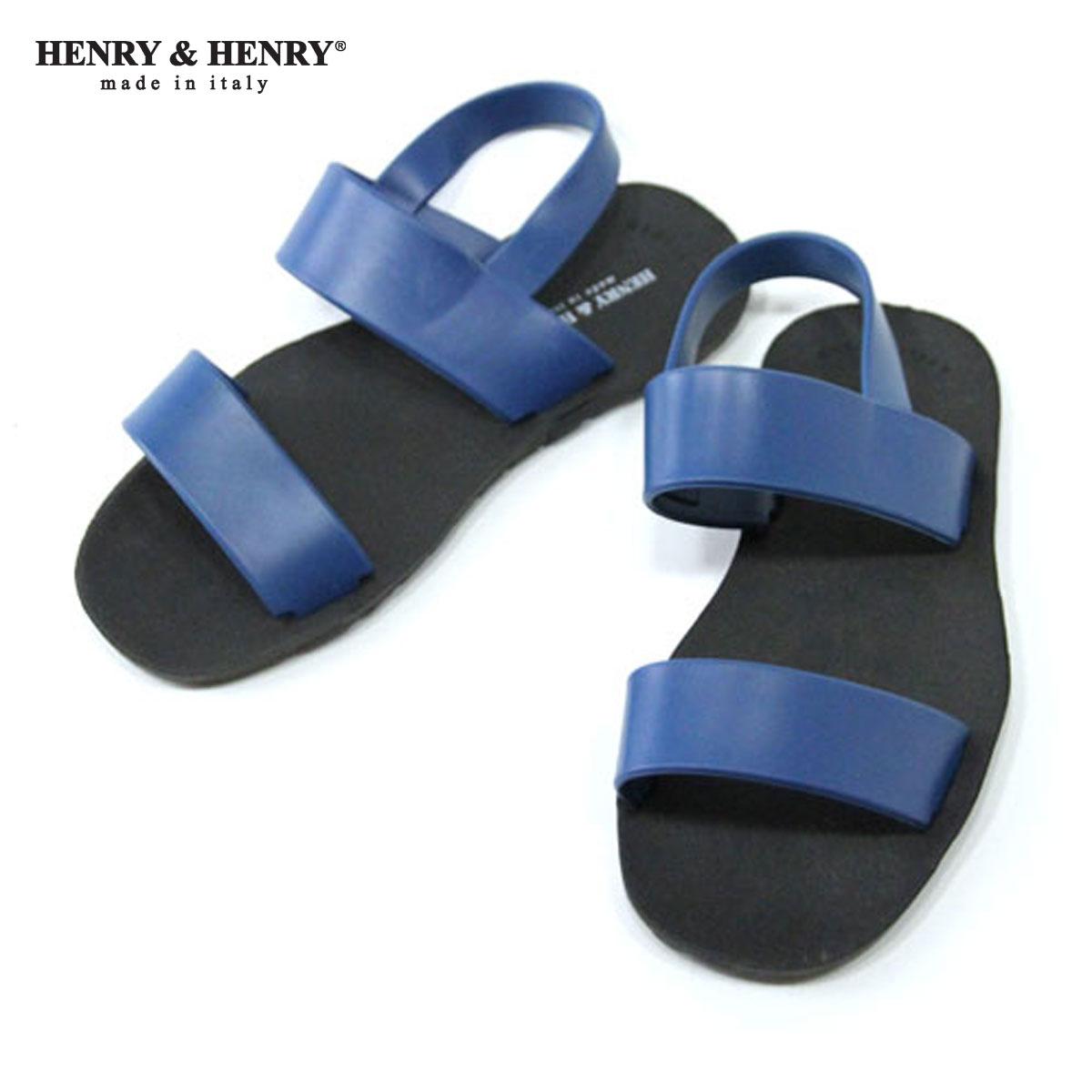 ヘンリーアンドヘンリー HENRY&HENRY 正規販売店 サンダル SUN NERO/PATROL A66B B3C C4D D3E E07F