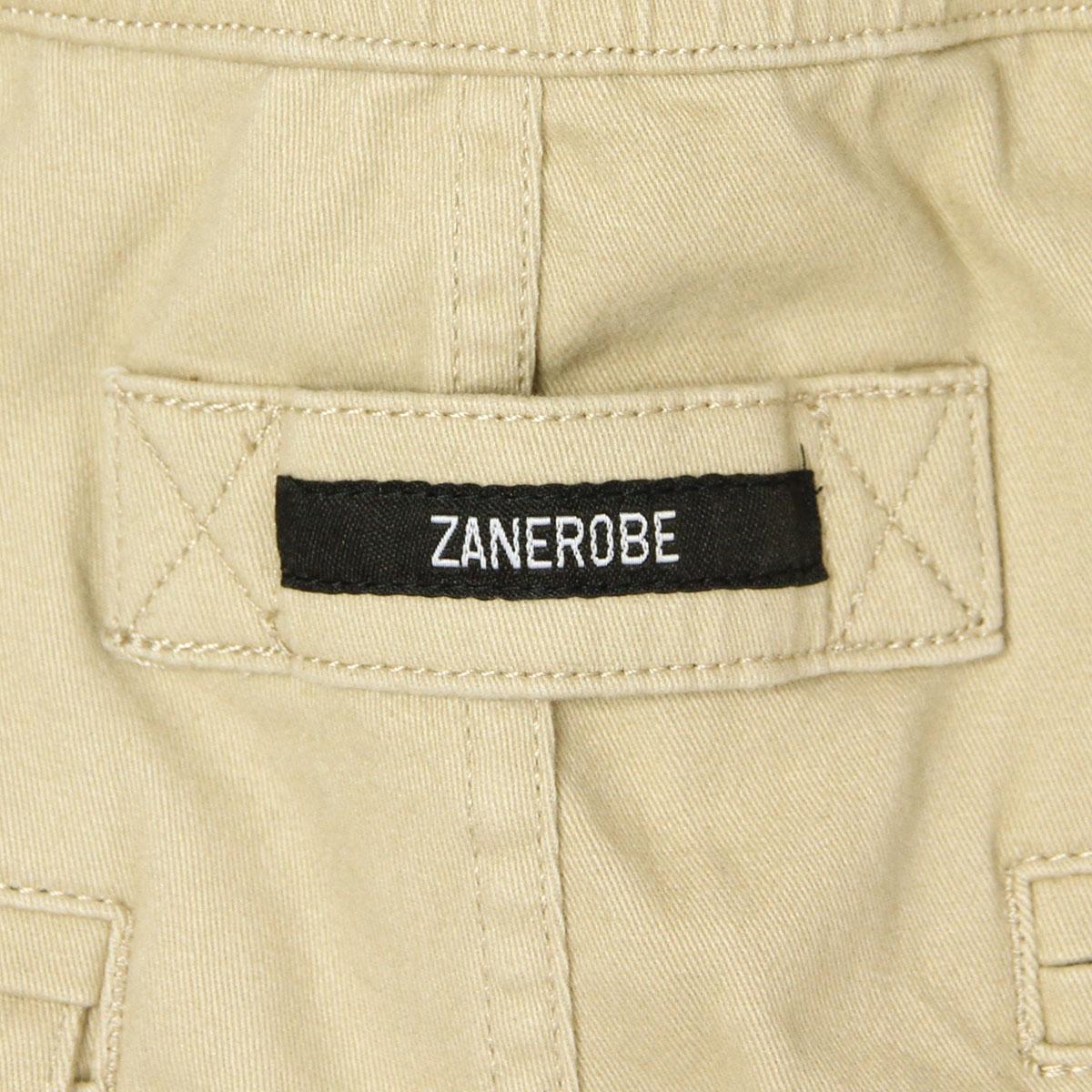 ゼンローブ ZANEROBE 正規販売店 メンズ チノ ジョガーパンツ SURESHOT CHINO JOGGER PANTS TAN 756JP-MTG A13B B1C C2D D2E E18F