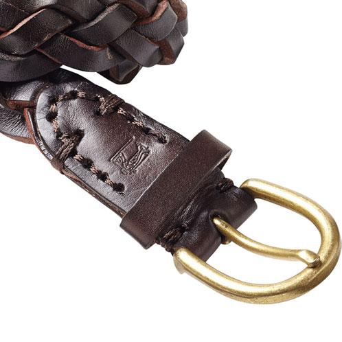 スコッチアンドソーダ ベルト 正規販売店 SCOTCH&SODA  Woven wax leather belt 76154 70 A39B B1C C3D D6E E04F