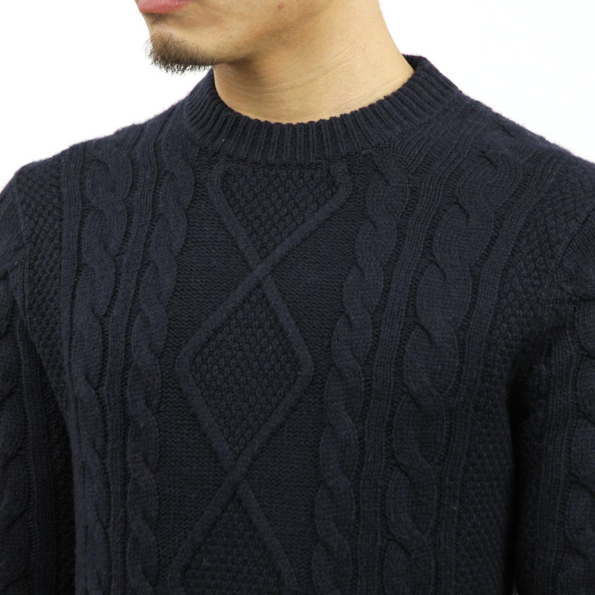 アバクロ セーター メンズ 正規品 Abercrombie&Fitch クルーネックセーター CREWNECK SWEATER 120-201-1631-200 A02B B1C C1D D7E E06F