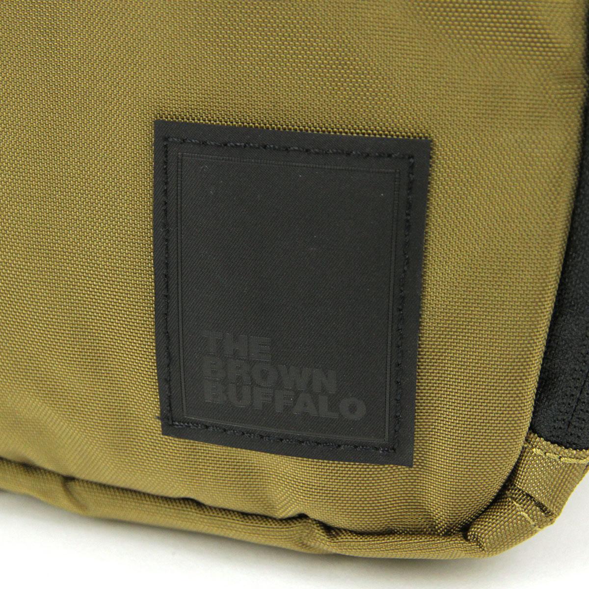 ザ ブラウン バッファロー バッグ メンズ レディース 正規販売店 THE BROWN BUFFALO ショルダーバッグ ボディバッグ CONCEALSLING COYOTE F18CS420DCOY3 AA7B B3C C8D D4E E05F