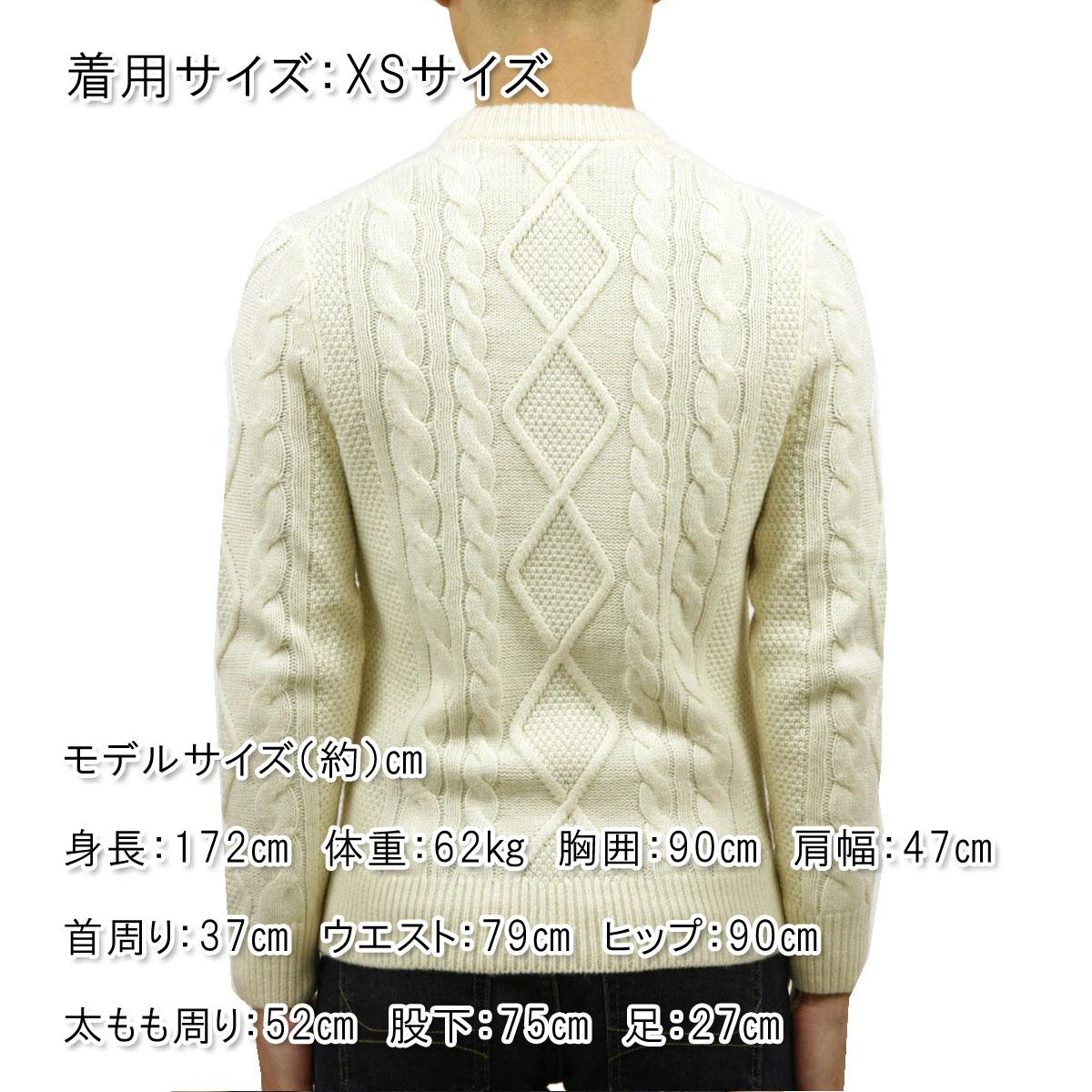 アバクロ セーター メンズ 正規品 Abercrombie&Fitch クルーネックセーター CREWNECK SWEATER 120-201-1631-100 A02B B1C C1D D7E E18F