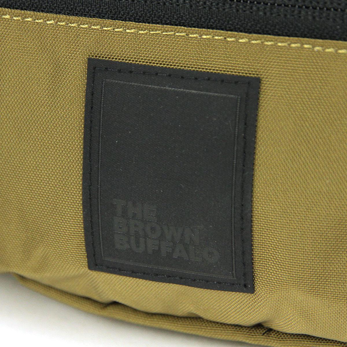 ザ ブラウン バッファロー バッグ メンズ レディース 正規販売店 THE BROWN BUFFALO ショルダーバッグ ボディバッグ BEYONDSLING COYOTE F18BS420DCOY3 AA7B B3C C8D D4E E05F