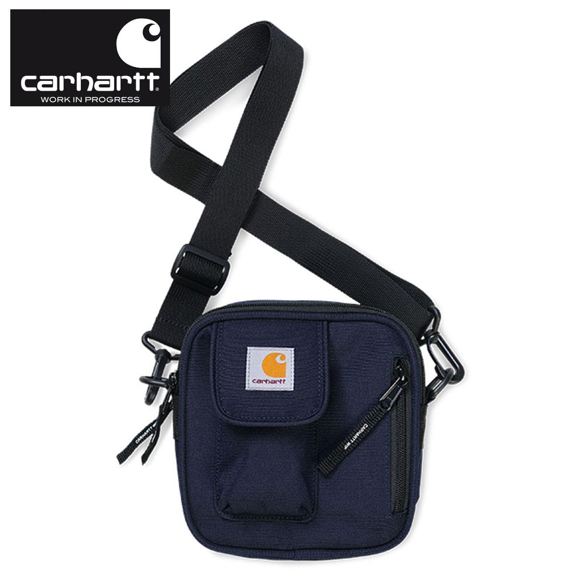 カーハート ショルダーバッグ メンズ レディース 正規品 CARHARTT WIP ショルダーバッグ ESSENTIALS BAG SMALL DARK NAVY i006285-1c00 AB0B B3C C8D D4E E06F