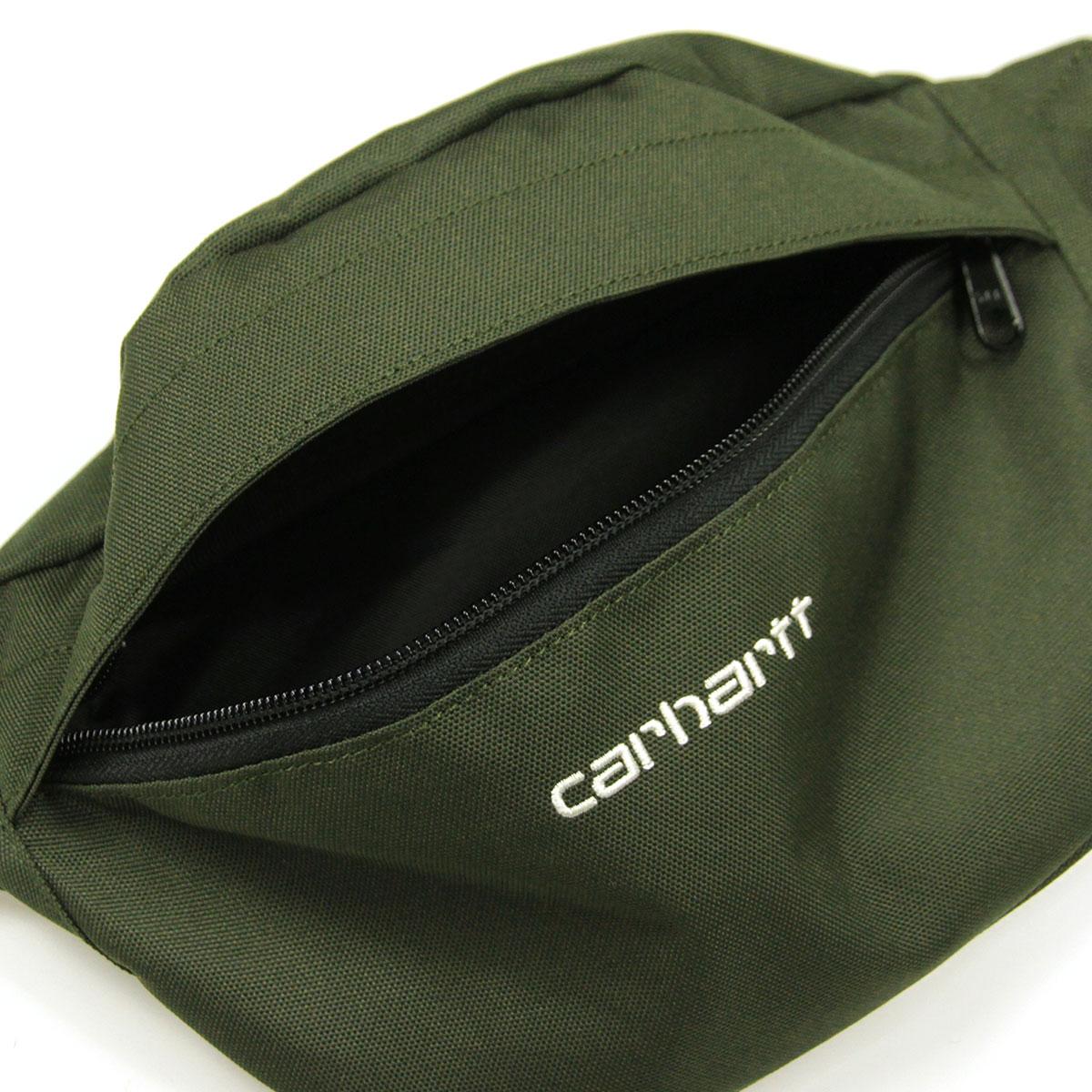 カーハート ボディーバッグ メンズ レディース 正規品 CARHARTT WIP ヒップバッグ ショルダーバッグ CARHARTT WIP PAYTON HIP BAG CYPRESS/WHITE i025742-6390 AB0B B3C C8D D4E E08F