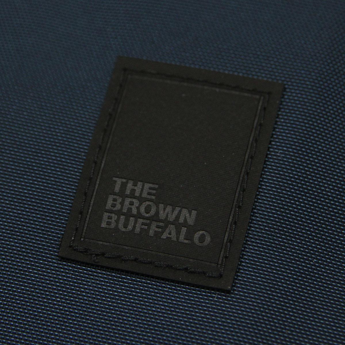 ザ ブラウン バッファロー バッグ メンズ レディース 正規販売店 THE BROWN BUFFALO ショルダーバッグ サコッシュ ミニショルダー SPECIAL DELIVERY NAVY F18SD420DNVY8 AA7B B3C C8D D4E E06F